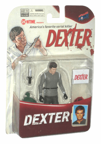 Bif Bang Pow! Dexter Action Figure
