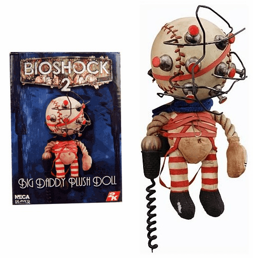 Bioshock Big Daddy Bouncer Doll