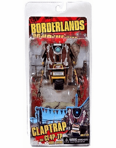 Borderlands Claptrap Model Jakob Figure
