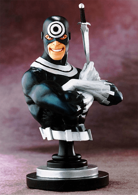 Bowen Designs Bullseye Mini Bust