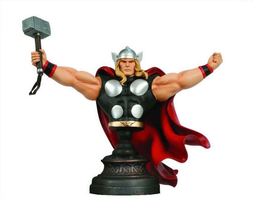 Bowen Designs Marvel Classic Thor Mini Bust