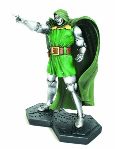 Bowen Designs Marvel Doctor Doom Classic Statue
