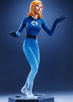 Bowen Designs Marvel Invisible Woman Mini Statue