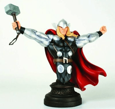 Bowen Designs Marvel Modern Thor Mini Bust