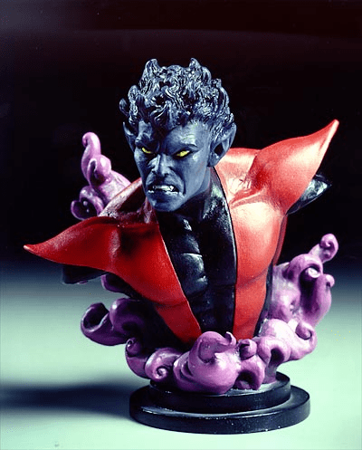 Bowen Designs Marvel Nightcrawler Mini Bust