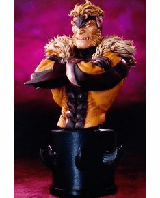 Bowen Designs Marvel Sabretooth Mini Bust