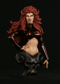 Bowen Designs Marvel Satana Mini Bust