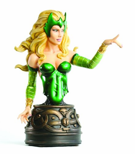 Bowen Designs Marvel The Enchantress Mini Bust