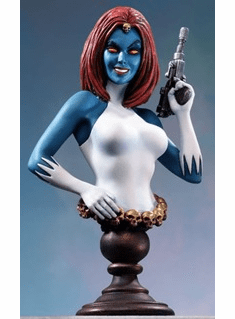 Bowen Designs Mystique Mini Bust