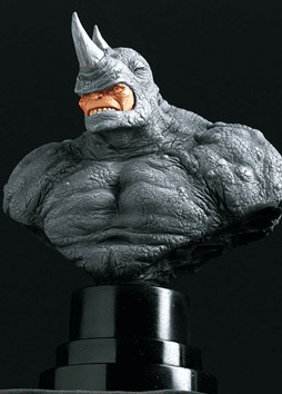 Bowen Designs Rhino Mini Bust