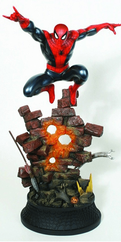 Bowen Designs Spider-Man Action Statue