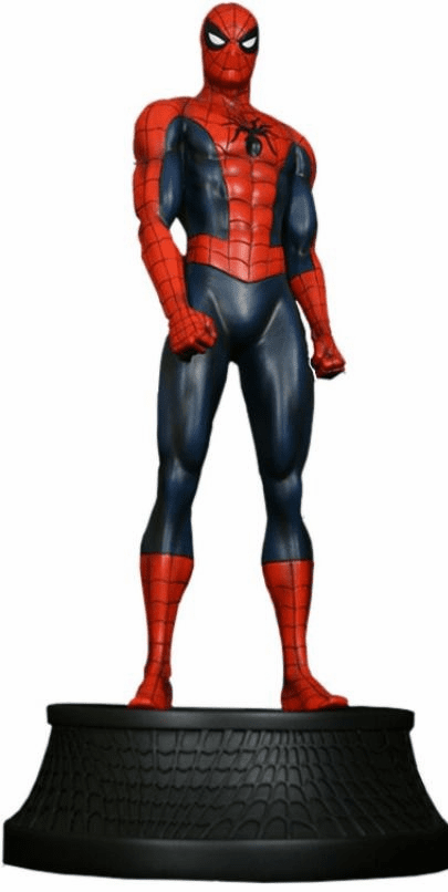 Bowen Designs Spider-Man Red Museum Statue
