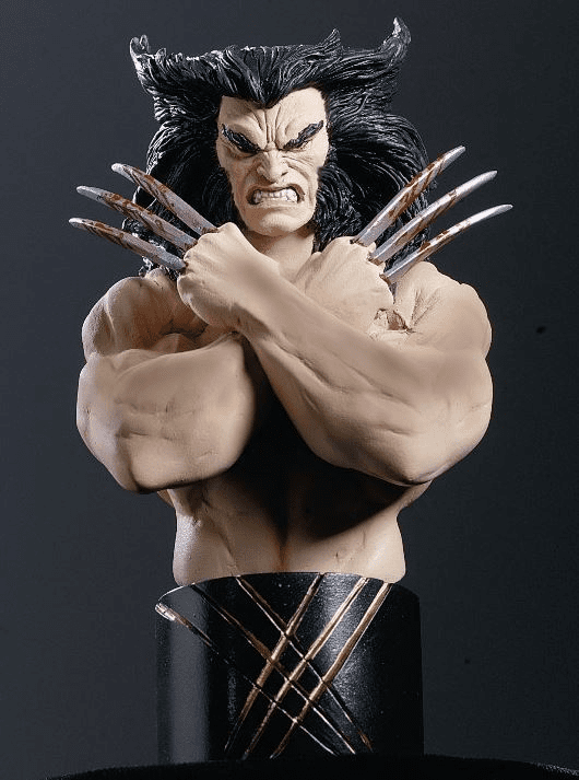 Bowen Designs Wolverine Weapon X Mini Bust