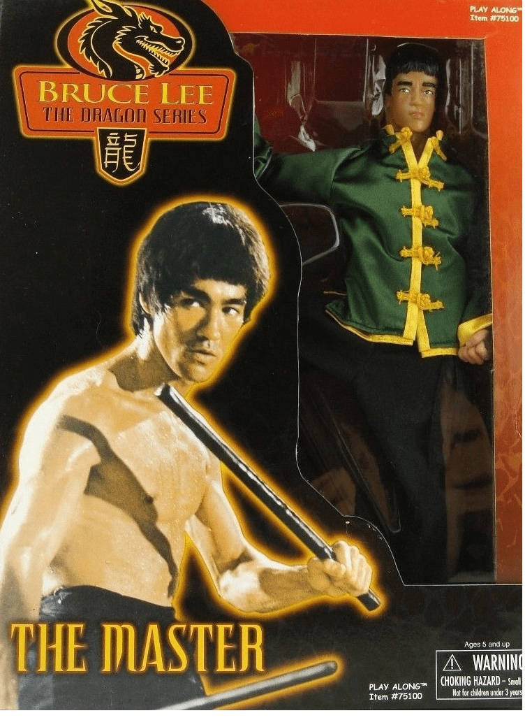Bruce Lee The Dragon Series The Master Action Figure
