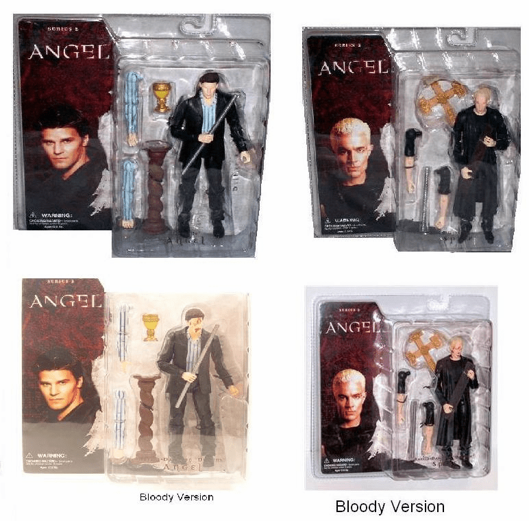 Buffy the Vampire Slayer & Angel Solid Cases