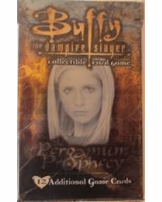Buffy the Vampire Slayer Pergamum Prophecy Booster Pack