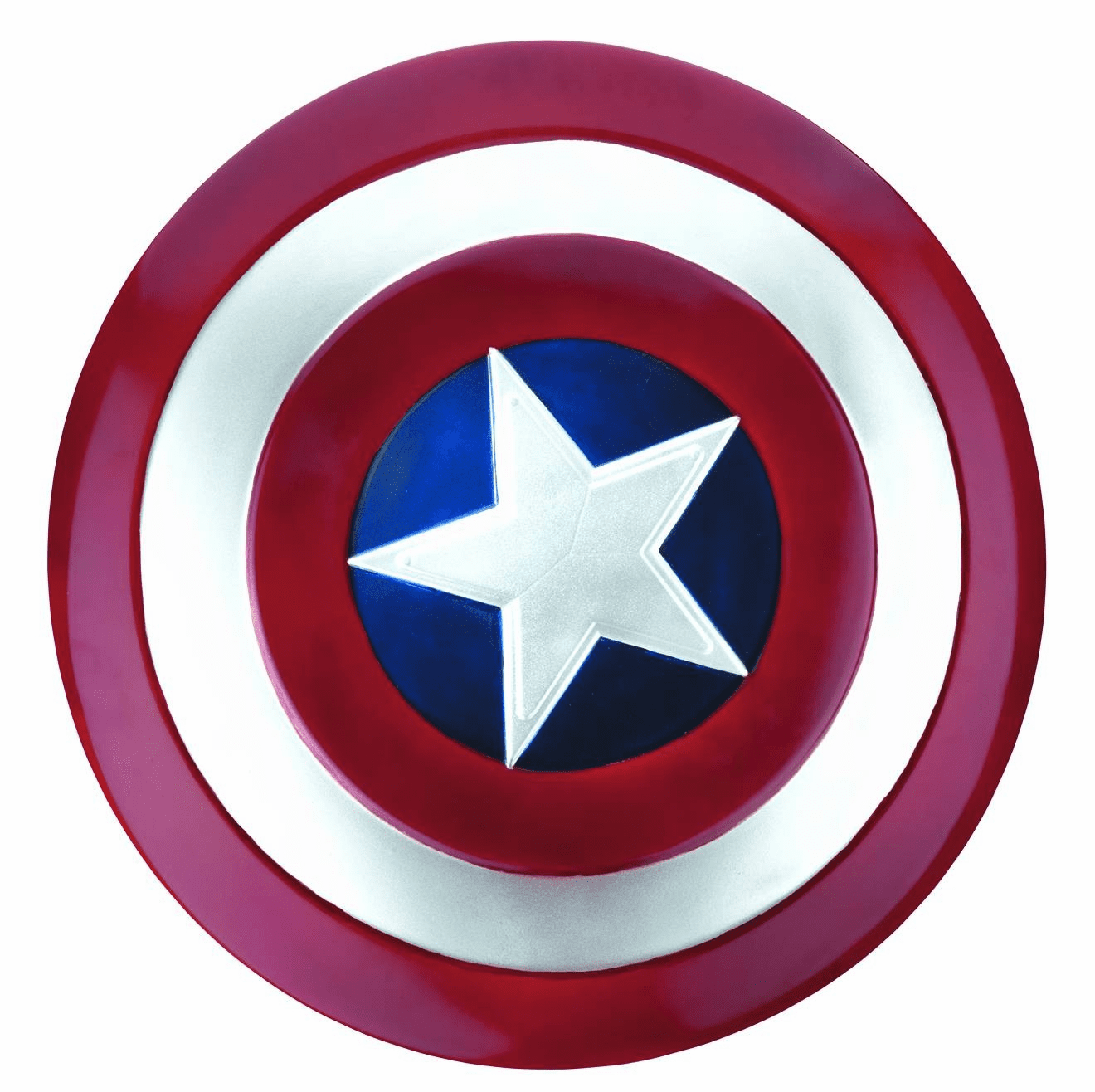 Captain America Movie Adult Shield Prop