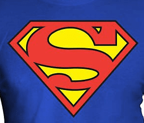 Changes Superman Logo T-Shirt