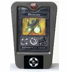 Chaotic Danian Card Tin