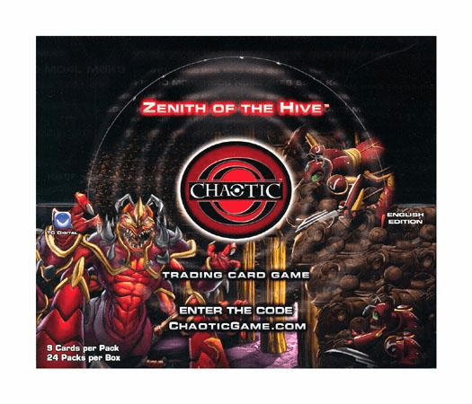 Chaotic Series 2 Zenith of the Hive Booster Box