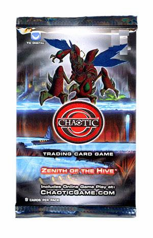 Chaotic Series 2 Zenith of the Hive Booster Pack