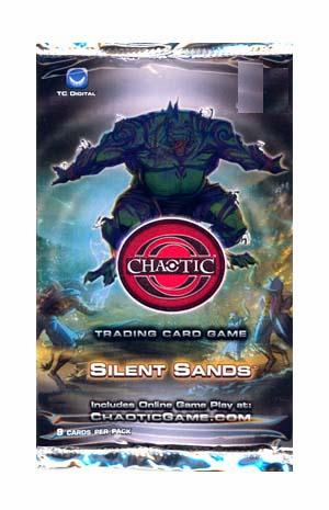 Chaotic Series 3 Silent Sands Booster Pack