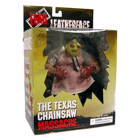 Cinema of Fear Stylized Leatherface Figure