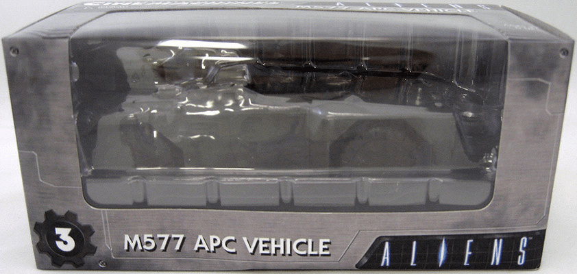 Cinemachines Aliens Mini Die Cast M577 Armored Personnel Carrier
