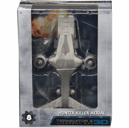 Cinemachines Terminator 2 Mini Die Cast Hunter Killer Aerial