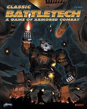 Classic Battletech A Game of Armored Combat Box Set