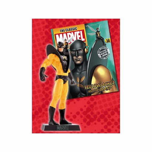 MARVEL EAGLEMOSS FIGURE COLLECTION WASP AVENGERS