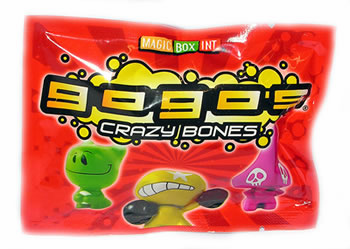 Crazy Bones Gogo's Series 1 Booster Pack