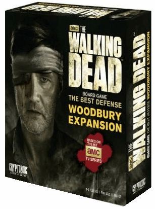 Cryptozoic The Walking Dead The Best Defense Woodbury Expansion