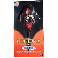 Cy Girls Cutie Honey Action Figure