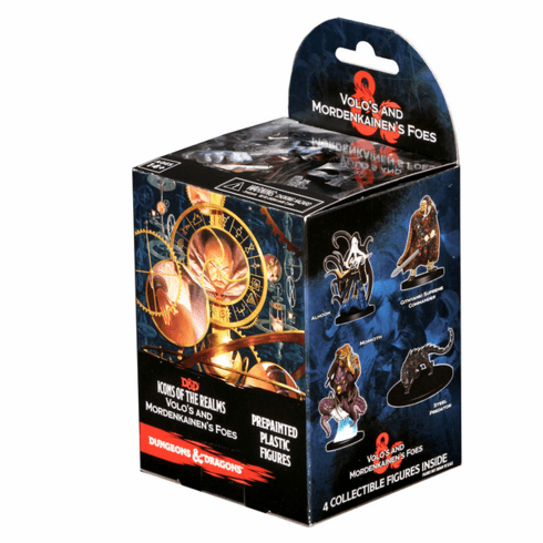 D&D Icons of the Realms Volo's and Mordenkainen's Foes Booster Standard Pack