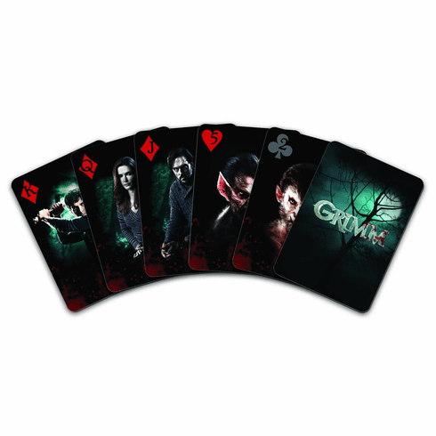 Dark Horse Comics Grimm Deck of Playing Cards