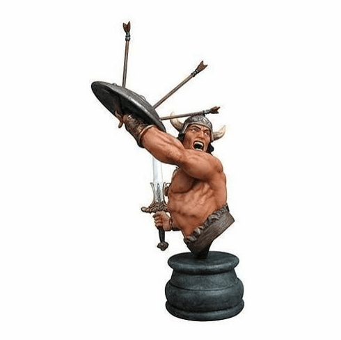 Dark Horse Conan The Savage Sword Collection Bust