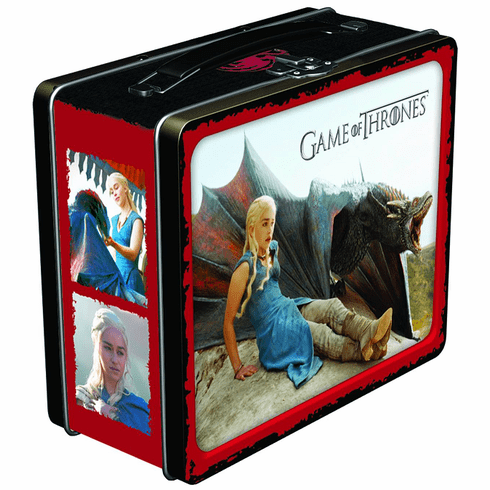Dark Horse Game of Thrones Daenerys Targaryen Lunchbox