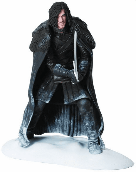 Dark Horse Game of Thrones Jon Snow Figurine
