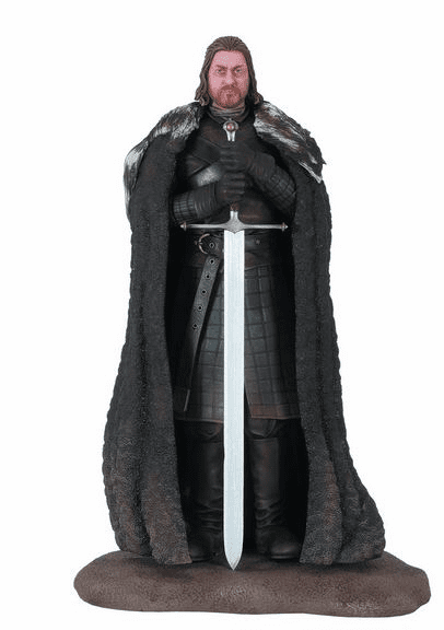 Dark Horse Game of Thrones Ned Stark Figurine