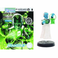 DC Blackest Night Collection Magazine #9 Ganthet Figurine