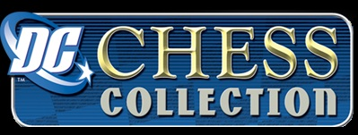 Eaglemoss DC Chess Collection Magazine