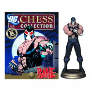 DC Chess Collection Black Pawn Bane Magazine #18