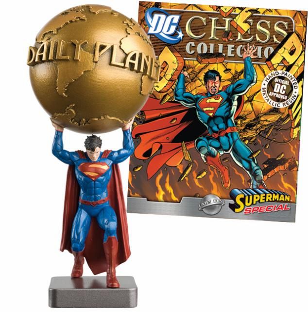 DC Chess Collection Daily Planet Superman Special Magazine