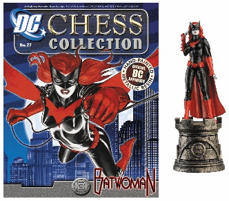 DC Chess Collection White Rook Batwoman Magazine #27
