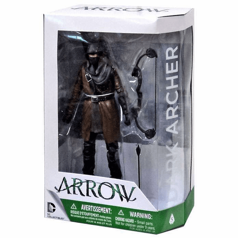 DC Collectibles Arrow Dark Archer Figure