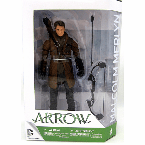 DC Collectibles Arrow Malcolm Merlyn Figure