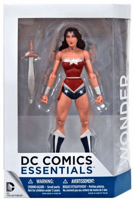 DC Collectibles Essentials Wonder Woman Figure