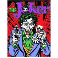 DC Comics The Joker Banner