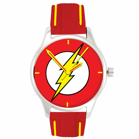 DC Comics Watch Collection #12 The Flash Wristwatch